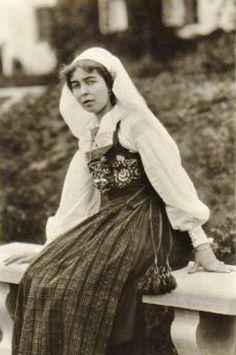 Kronprinzessin Margarete von Schweden, Crownprincess of Sweden   by Miss Mertens