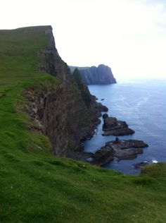 Eggjarnar, Vágur - Southern Faroe Islands