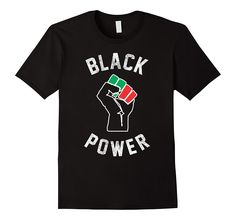 Black Power Fist T-Shirt, only $19.99
