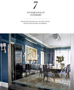 Victoria Hagan dining room ideas