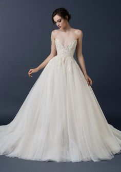 Ball Gown Wedding Dresses : 2015 AW Couture | Paolo Sebastian