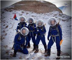 Simulovaná misia na Mars pod vedením slovenskej veliteľky bola úspešná - Vysoké školy - SkolskyServis.TERAZ.sk