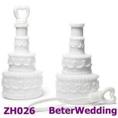 كعكة الزفاف فقاعة