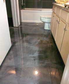 tiles for kitchen floors gray brown stained concrete floors grey concrete stain 6216