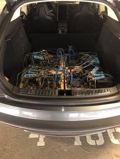 Tesla owner uses his Model S to mine cryptocurrency for free: Tesla owner uses his Model S to mine cryptocurrency for free:…