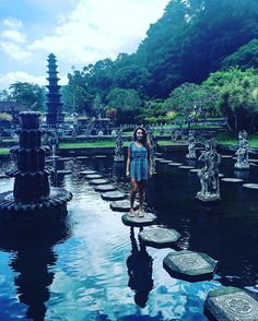 Wow @krisss_pr via @journner #tirtagangga #temple #bali #balilife #balinese #balitemple #fountain #lake #magic #amazing #pura #travel #traveling #asia #asialife #picoftheday #girl #instagood #instadaily #beautiful #blogger #island #бали #азия #journner by journner