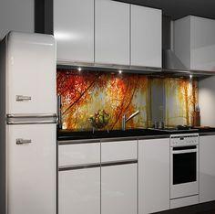 Küchenrückwand Folie Möbel & Wohnen Kuechenrueckwand Folien 717591