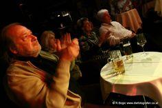 Wieder ein wunderbares Konzert von Tombeck & Band. Diesmal @ Bühne Mayer in Mödling am 26.01.2013.