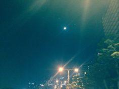 해운대의 달