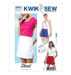 Skort and Shorts