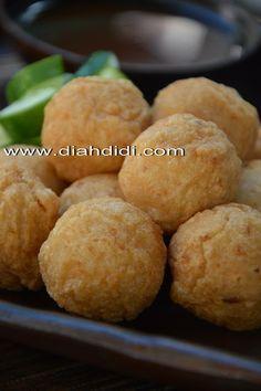 Diah Didi's Kitchen: Adaan..Jenis Empek Empek Yang Paling Mudah Di Buat