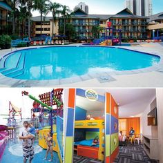 Paradise Resort 7 Nights Family Land Only Package