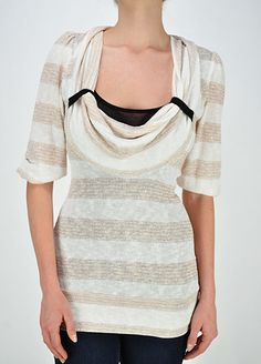 $19.99 Cowl Neck Sweater Top