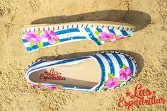 Summer Slip ons Las Espadrillas