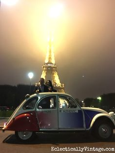 Paris Authentic - do not miss doing this!  Such a great itinerary of what to do in Paris kellyelko.com