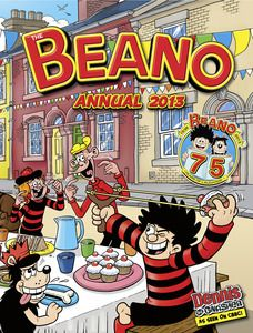 75th Anniversary Edition of The Beano Annual – A great, traditional gift under £10