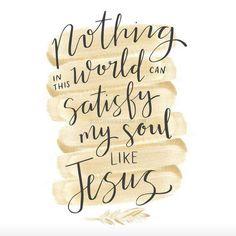 Nada nadinha nada mesmo... sem Jesus só sobra um vazio agonizante... #God #Father #Jesus #HollySpirit