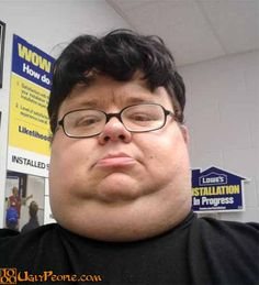 Image result for fat ugly guy