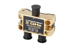 Two Gigahertz Low-Loss RF Splitters for TV and Satellite MKII - 3 Way 2 GigaHertz RF Splitter by Monster. $21.20. From the Manufacturer                2 GHz Splitter Ultra-Low Loss, Extended Bandwidth Coax Signal Separation Enjoy the convenience and flexibility of accurately separating high-bandwidth TV signals to multiple components. Now you can share a single line for your Cable TV and Internet service or even split over-the air HD (digital TV) antenna signals. ...