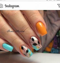 Thanksgiving Nail Art, Short Nails, Nature Photography, Nail Designs, Makeup, Instagram, Beauty, Gel Nails, Make Up