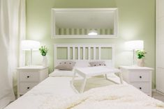 Szafki nocne Bed, Rooms, Furniture, Home Decor, Bedrooms, Decoration Home, Stream Bed, Room Decor, Home Furnishings