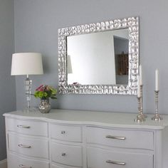 cool 44 Fabulous DIY Mirrors You Can Easily Make Yourself at Home