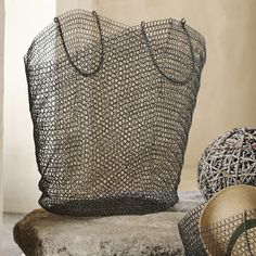 pergolina wire mesh shopping bag