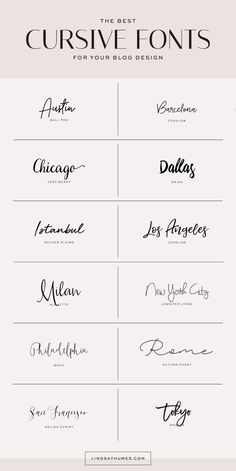 collection of beautiful cursive fonts.A collection of beautiful cursive fonts. Best Cursive Fonts, Beautiful Cursive Fonts, Cursive Tattoo Fonts, Best Calligraphy Fonts, Italic Font, Tattoo Handwriting Fonts, Cute Cursive Font, Tattoo Writing Fonts, Elegant Fonts