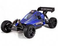 Redcat Racing Rampage XB 1/5 Scale 4wd Buggy w/30cc Gas Engine & 2.4GHz Radio (Blue)