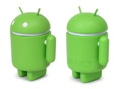 Collectible Android figures