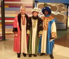 Kostiumy Trzech Króli. Projekt Agnieszka Monika Mazur