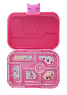 Stylish, award winning, nutritionally designed, portion controlled. leakproof, bento lunch box. Gorgeous and practical and perfect for baby weaning www.yumbox-uk.co.uk