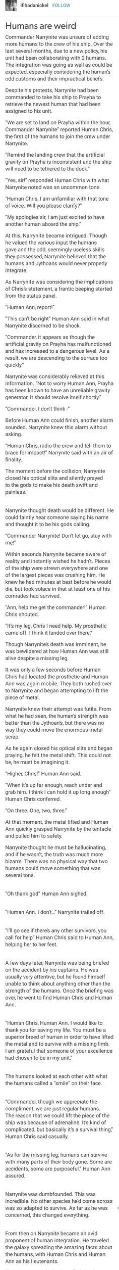 Humans are Weird: Chris & Ann Part 1