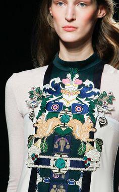 Embroidery#Mary Katrantzou
