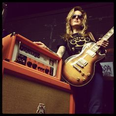 Interview with Orange USA about Orange Amps
