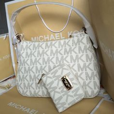 Michael Kors Purse & Wallet Authentic Michael Kors Shoulder Bag and Wallet, brand new with tag  Michael Kors Bags Shoulder Bags