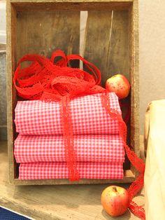 Tissu vichy rose Pâques champêtre Frou-Frou | Mercerie Créative - Couture Facile I Paritys