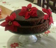 Rum Cake Guyanese Style