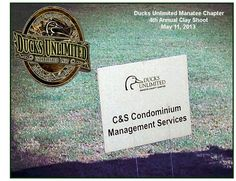 C is proud to again sponsor an event by Ducks Unlimited, the world's leader in wetlands and waterfowl conservation