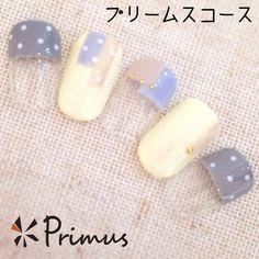 プリームスコース(120min) ¥8,000 + 税