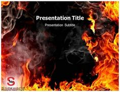 #Animated #PowerPoint #Templates http://www.slideworld.com/ppt_templates/Download-powerpoint-templates.aspx/Fire-House-1477