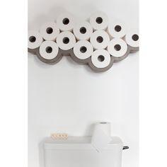 Lyon Beton Cloud S Wall Mount Toilet Paper Holder Toilet Paper Stand, Toilet Paper Roll Holder, Toilet Paper Storage, Paper Holders, Lyon, Unique Shelves, Wall Mounted Toilet, Toilet Wall, Concrete Furniture