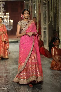 #Bridal#Saree#Panache#Extravagance#Royal#Intricacy#Couture
