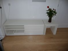 TV Cabinet and Next of Tables...  www.marquessmeubelkunst.nl
