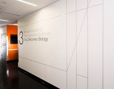 Monash University Pharma Signage by Hofstede design