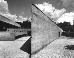 Brazilian Museum of Sculpture \Paolo Mendes da Rocha