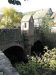 Pont sur le Weiss (Kayserberg) PA110093.jpg
