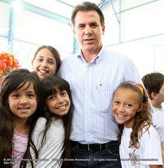 Prefeito Luiz Marinho entrega 40ª quadra poliesportiva da rede municipal de ensino de São Bernardo do Campo -  IMG_9678