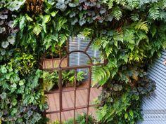 Gardens For Home - Garden Club London Garden On A Hill, Garden Club, Home And Garden, Urban Garden Design, Garden Trees, Terrace Garden, Courtyard Gardens, Walled Garden, Small Space Gardening