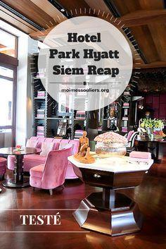 Voici mes impressions et mon évaluation de l'hôtel de luxe le Park Hyatt Siem Reap, au Cambodge. Considéré comme l'un des 100 meilleurs hôtels au monde par Travel & Leisure